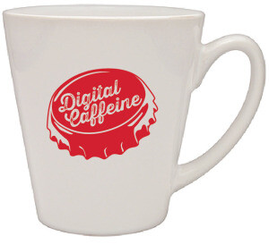 Digital Caffeine Mug